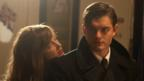 Andrea Riseborough and Sam Riley in Brighton Rock