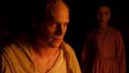 Paul Bettany and Martha West in Creation