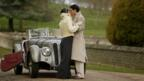 Jessica Biel and Ben Barnes in Easy Virtue