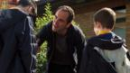 Lewis McGibbon, James Nesbitt and Alex Etel in Millions