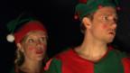 Ashley Jensen and Martin Freeman in Nativity!