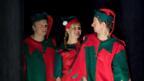 Jason Watkins, Ashley Jensen and Martin Freeman in Nativity!