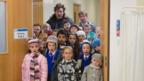 Marc Wootton, Martin Freeman and supporting cast in Nativity!