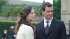 Dominic West and Rebecca Hall in The Awakening