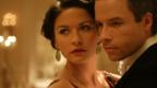 Catherine Zeta Jones and Guy Pearce in Death Defying Acts