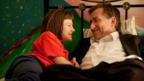 Eloise Laurence and Tim Roth in Broken