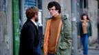 Richard Dormer and Kerr Logan in Good Vibrations