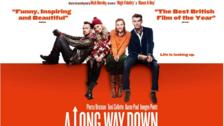 A Long Way Down UK Poster