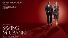 Saving Mr. Banks UK poster