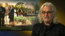 Quartet Interviews with Billy Connolly and Sheridan Smith