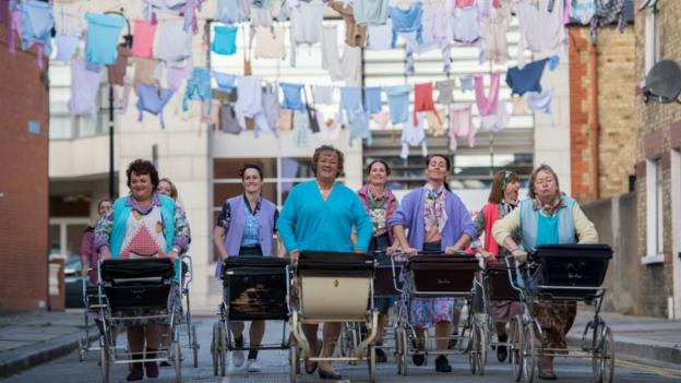 Brendan O'Carroll talks to BBC Films about Mrs Brown's Boys D'Movie