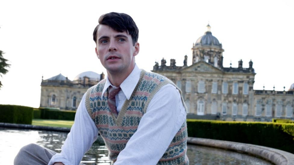 Matthew Goode in Brideshead Revisited