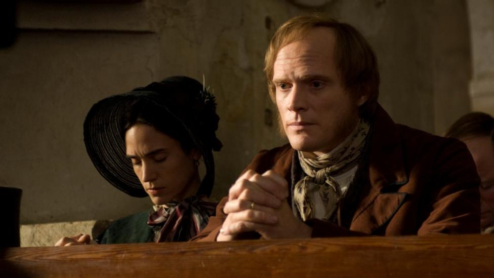 Jennifer Connelly and Paul Bettany in Creation