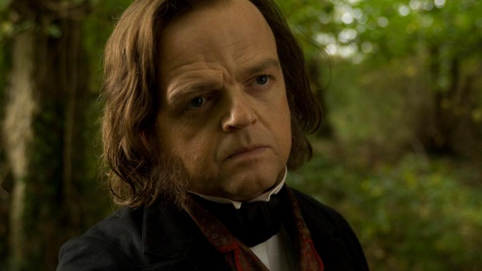 Toby Jones in Creation