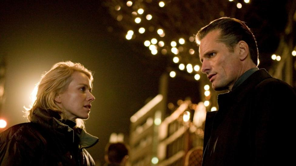 Naomi Watts and Viggo Mortensen Eastern Promises