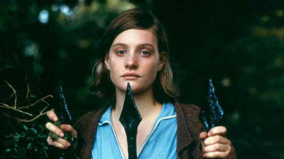 Romola Garai in I Capture The Castle