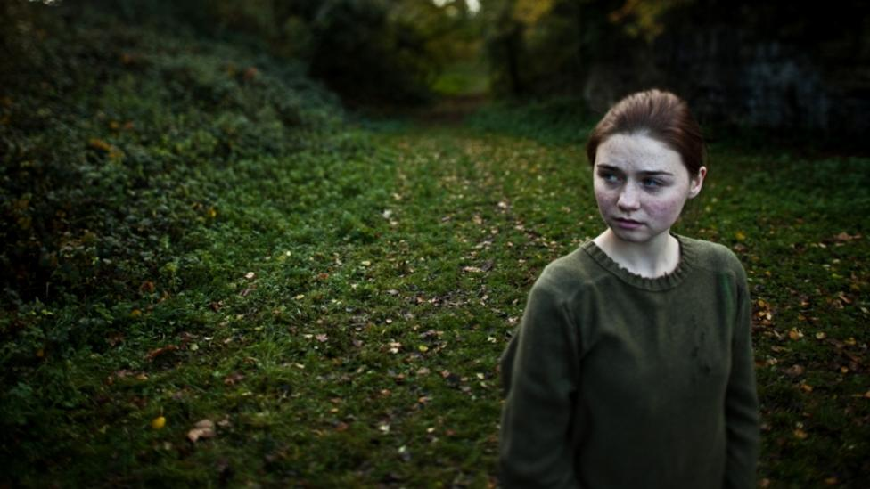 In the Dark Half - Jessica Barden