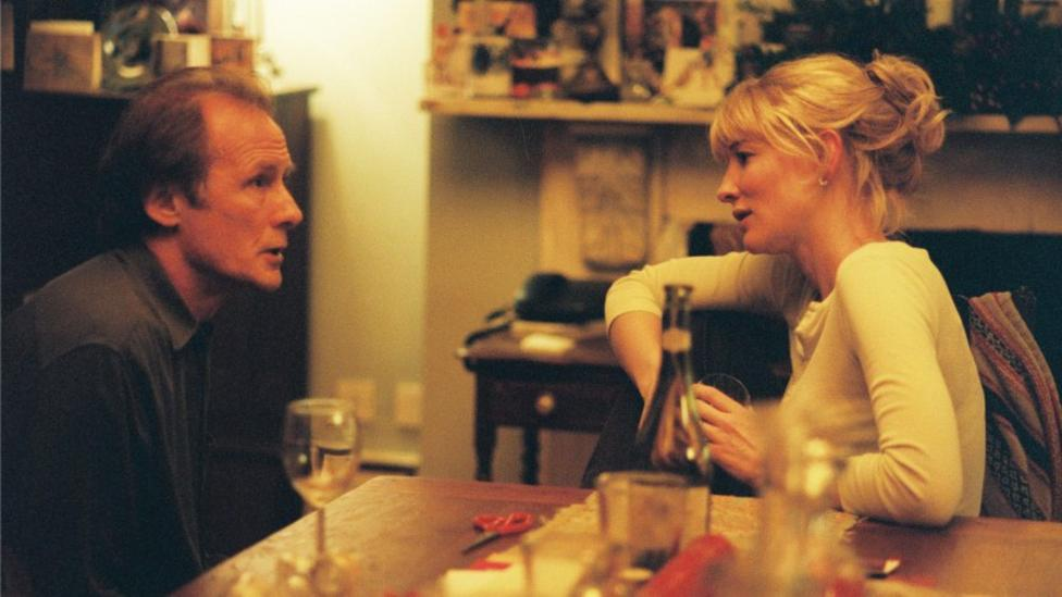 Bill Nighy and Cate Blanchett in Notes On A Scandal