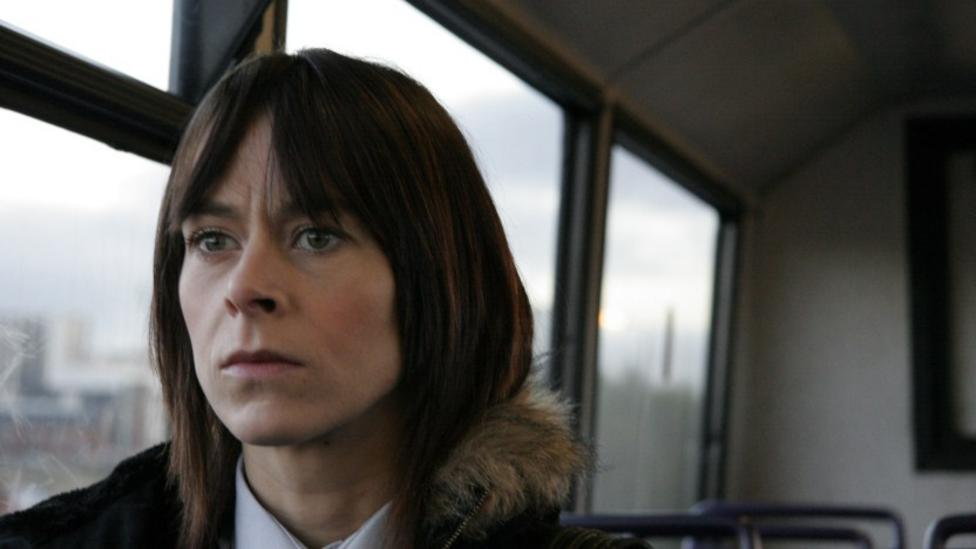 Kate Dickie in Red Road