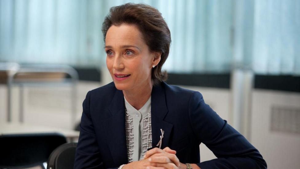 Kristin Scott-Thomas in Salmon Fishing In The Yemen  Fishing In The Yemen