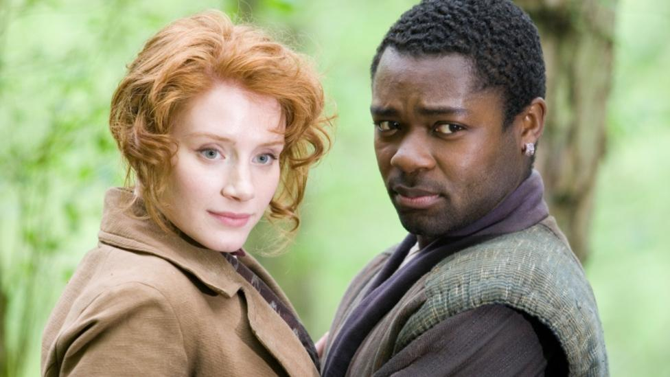 Bryce Dallas Howard and David Oyelowo in As You Like It