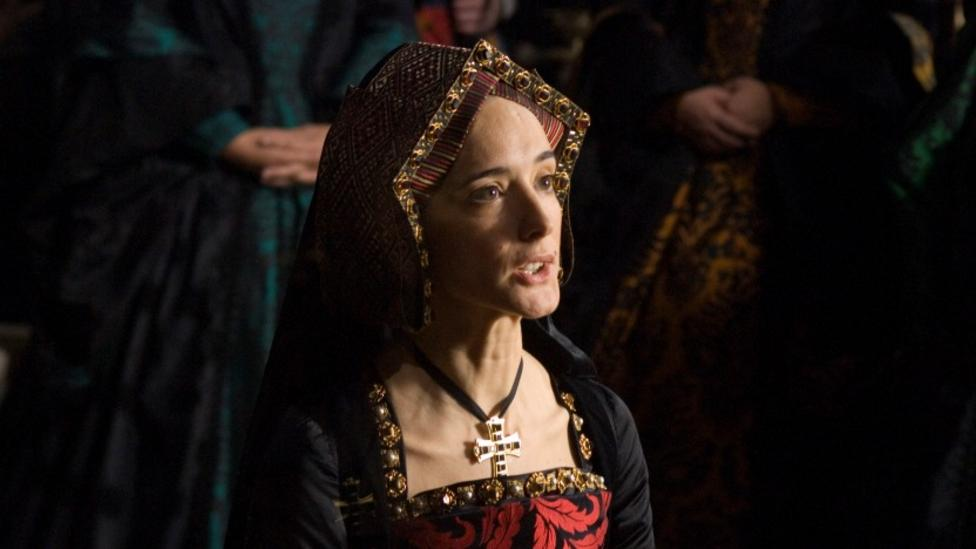 Ana Torrent in The Other Boleyn Girl