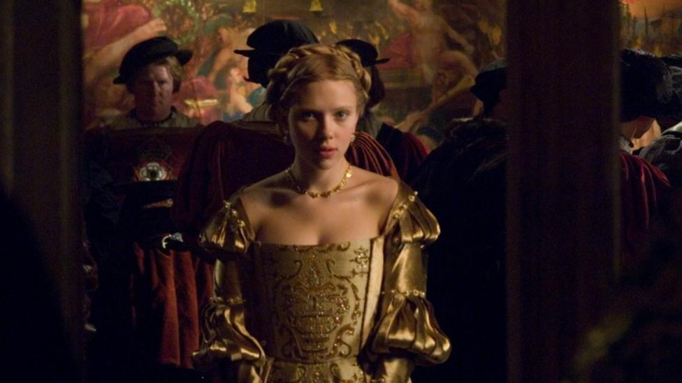 Scarlett Johannson in The Other Boleyn Girl