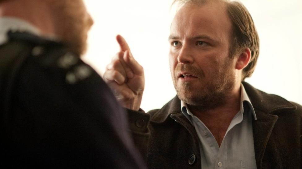 Rory Kinnear in Broken