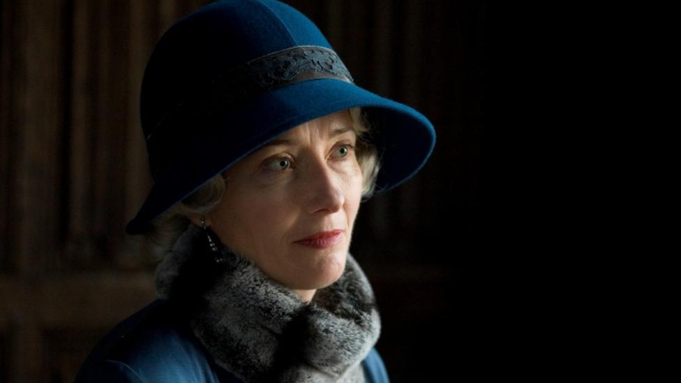 Emma Thompson in Brideshead Revisited
