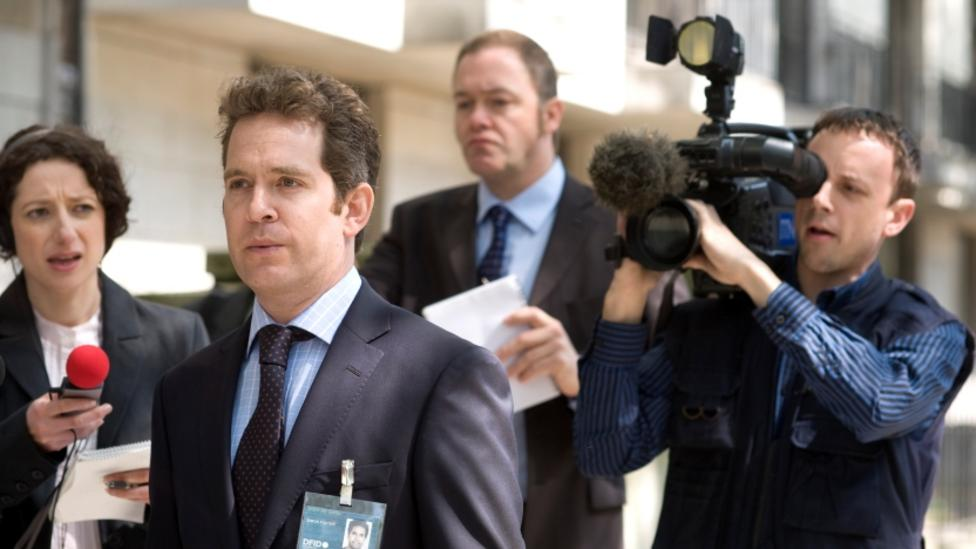 Tom Hollander in In The Loop
