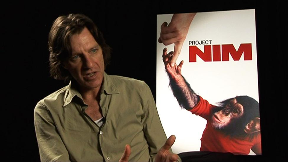 Project Nim: James Marsh interview