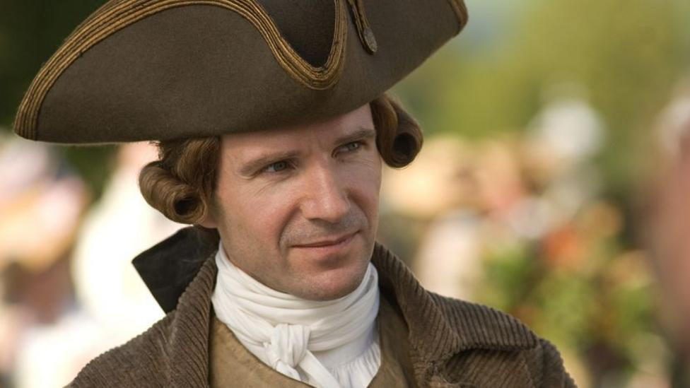 Ralph Fiennes in The Duchess