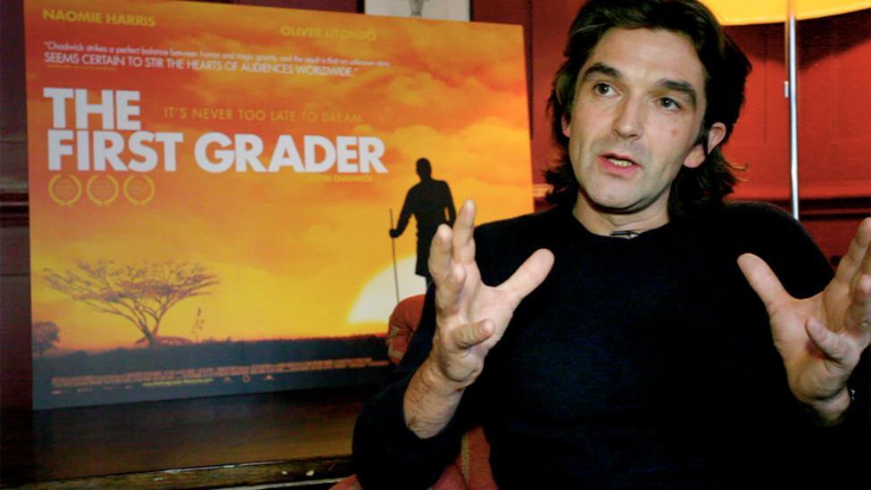 The First Grader: interviews