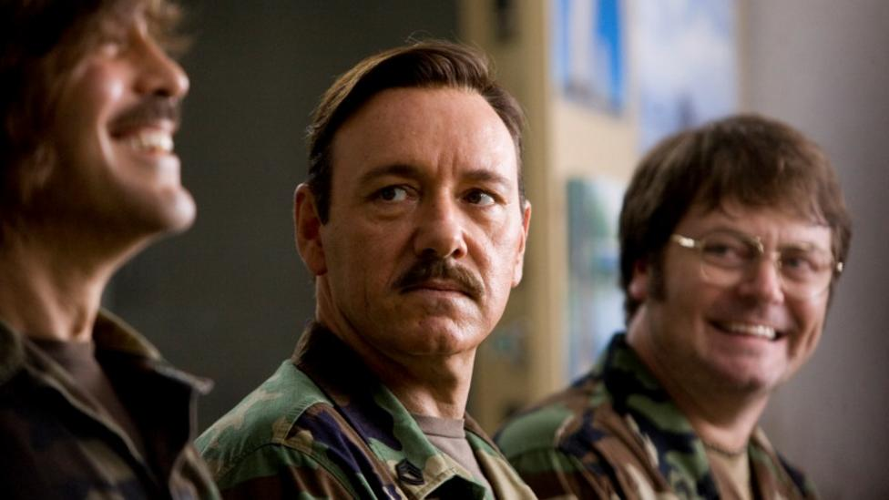 Kevin Spacey in The Men Who Stare At Goats
