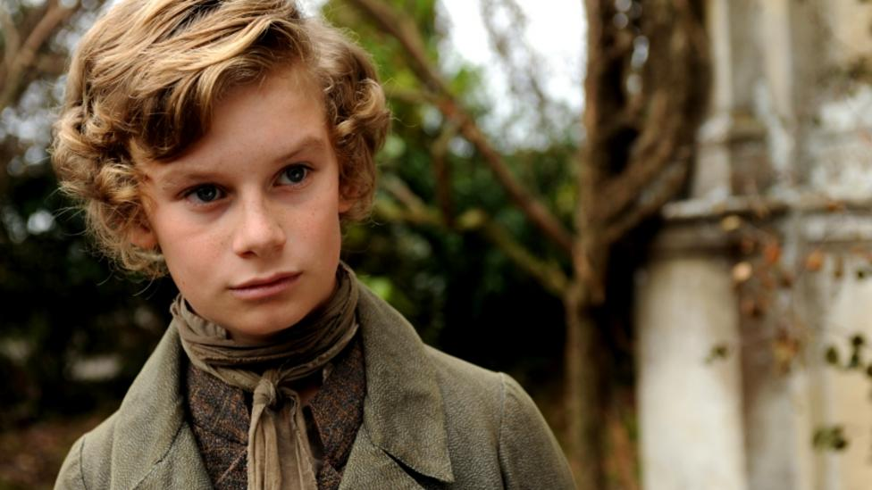 Toby Irvine in Great Expectations