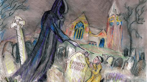 BBC Learning English - Dramas from BBC Learning English / A Christmas Carol - ep 03 - The second ...