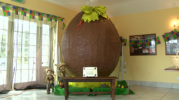 Giant Easter egg