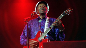 Chuck Berry: 40 years on