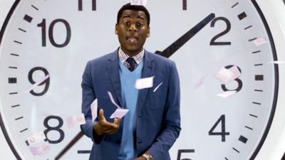 4 O'Clock Club - 4 O'Clock Club Rap Exclusive: 'Make Time Slow Down'