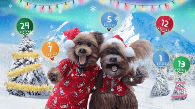 CBBC Christmas Advent Calendar