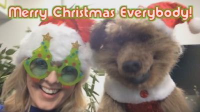 CBBC HQ - CBBC Christmas LipDub