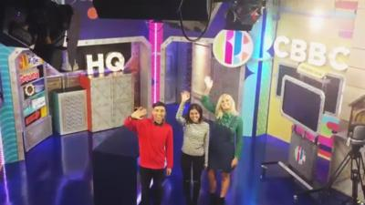 CBBC HQ - CBBC HQ is here!