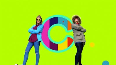 CBBC HQ - Like our new look?