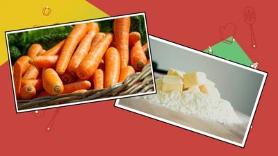 CBBC Dish Up - Quiz: Spot the odd ingredient