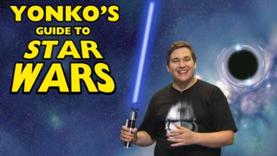 CBBC HQ - Star Wars - Yonko's guide to the story so far...