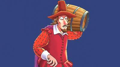 Horrible Histories - Quiz: Major Moustaches