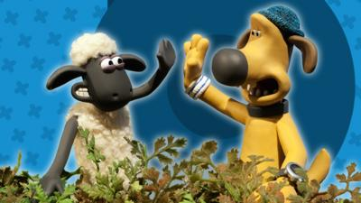 Shaun the Sheep - How to get your new CBBC account