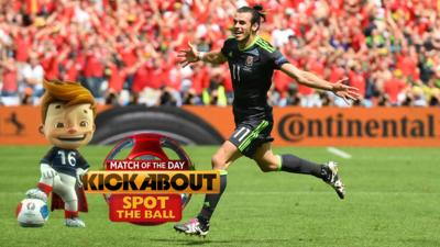MOTD Kickabout - Quiz: Spot the Ball #46 - Euro 2016 Special #2