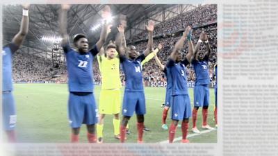 MOTD Kickabout - Euro 2016 Poem