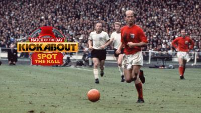 MOTD Kickabout - Quiz: Spot the Ball #49 - 1966 World Cup edition